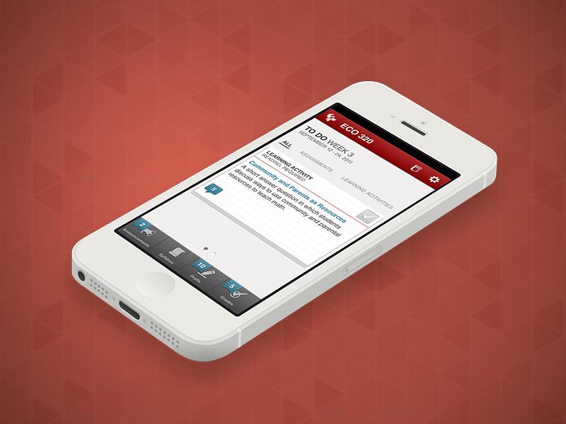 University of Phoenix mobile
